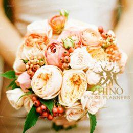 چگونه دسته گل عروس مناسب انتخاب کنیم