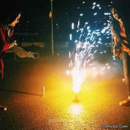 آتش بازی عروسی